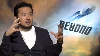 Star Trek Beyond Director Interview - Justin Lin