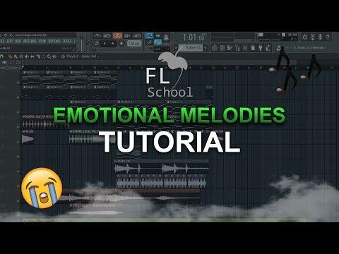 HOW TO MAKE: Emotional Melodies - FL Studio Tutorial