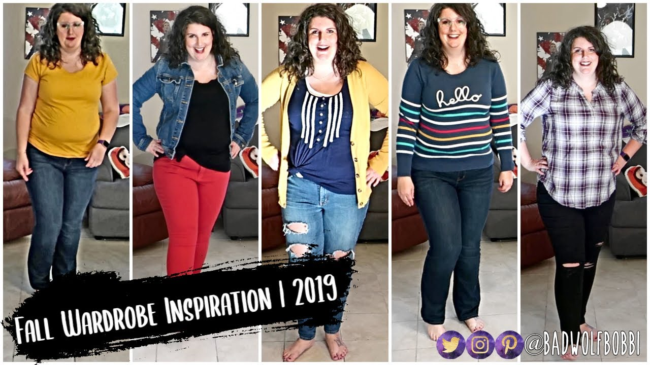 [VIDEO] - Fall Wardrobe Inspiration | 2019 6
