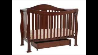 Davinci Parker 4 In 1 Crib With Toddler Rail, Coffee