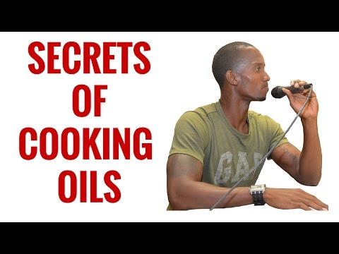Cooking Oil Secrets: How To Stay Healthier While Frying Foods