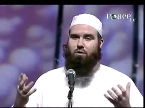 Islam Is The Solution! - Abdur Raheem McCarthy's opening speech at Peace Conference 2009