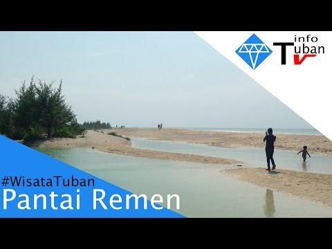 Wisata Tuban Series -  Episode Pantai Pasir Putih Remen Tuban