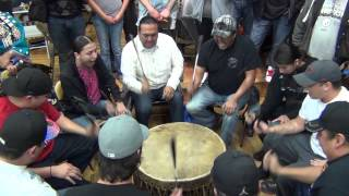 Black Lodge Singers @ Simnasho Powwow 2015