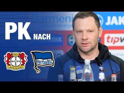 PK NACH LEVERKUSEN - DARDAI HERRLICH - Hertha BSC - Berlin - 2018 #hahohe