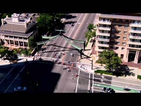 Tour of Utah Aerial Video