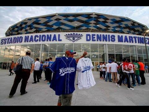 Nuevo Estadio Nacional Dennis Martínez en 360°