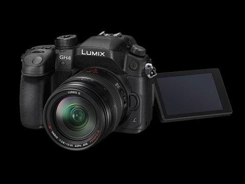 Panasonic Lumix GH4 İncelemesi ve 4K çekim
