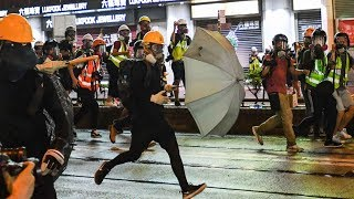 Chinese and foreign scholars reveal the truth behind HK protests 中外專家揭露香港暴亂的真相