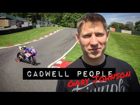 Cadwell People: Gary Johnson