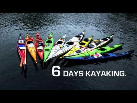Mystical Journeys: Spiritual Kayak Adventure Trip / Canada (deutsche Untertitel)