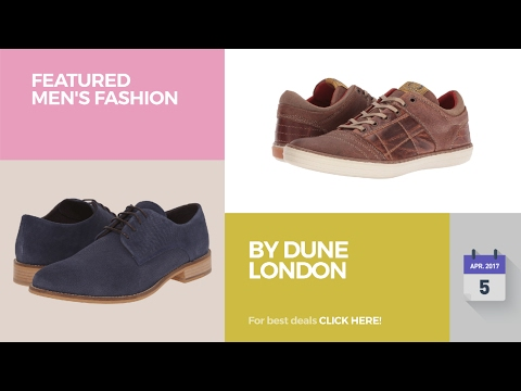 By Dune London Featured Men's Fashion