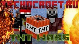 Новые сражения!  [TNT WARS] - MINECRAFT