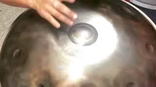 Mypan Handpan Pantam D ursa mineur