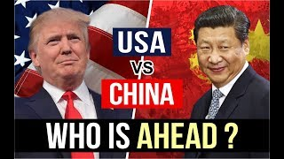 USA vs CHINA Military Power Comparison | WHO IS WINNER IN 2018