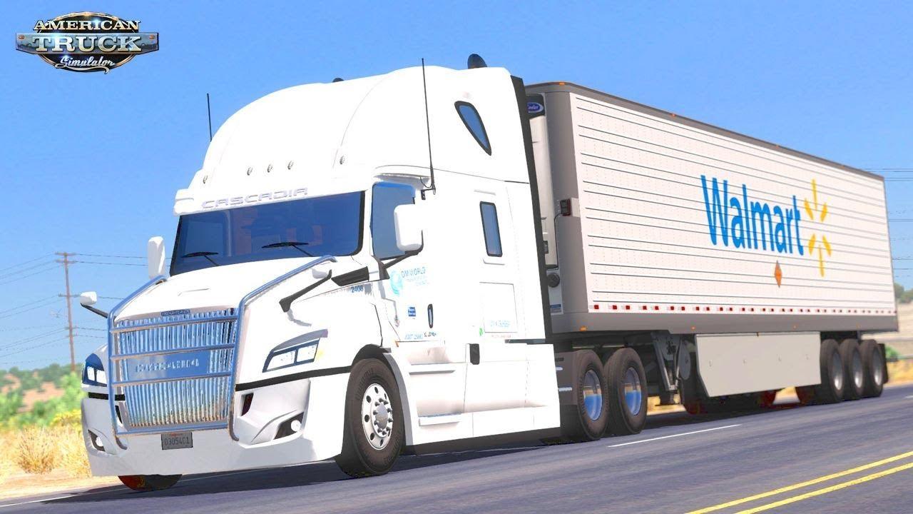 Coast To Coast Mod - American Truck Simulator