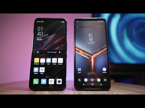 RedMagic 5G vs. ROG Phone II
