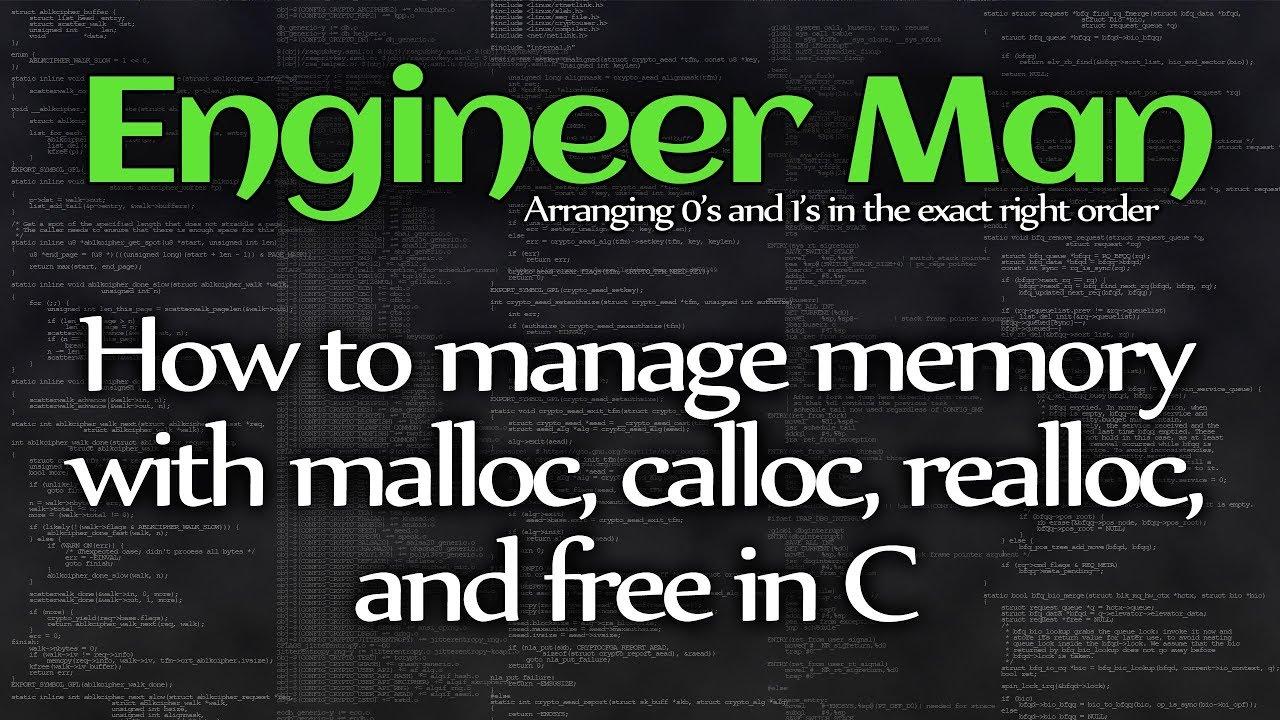 calloc() versus malloc() - GeeksforGeeks