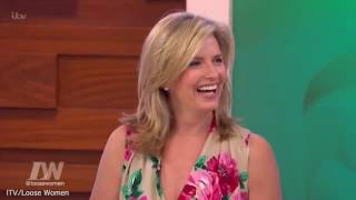 Penny Lancaster on being so much taller than Rod Stewart
