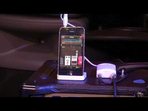 Peavey Ampkit Link Demo For IPhone, IPad And IPod Touch - Tom Allen At Nevada Music UK