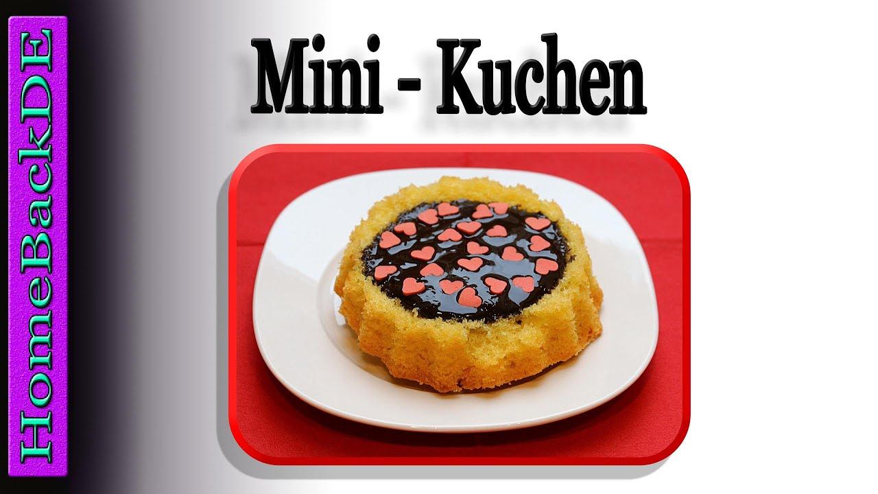 Kleine Kuchen Valentinstag Backanleitung Von Homebackde In 4k