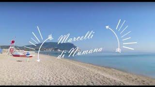 Vacanza a Marcelli di Numana, Conero, Marche - Vacation at Conero Marche