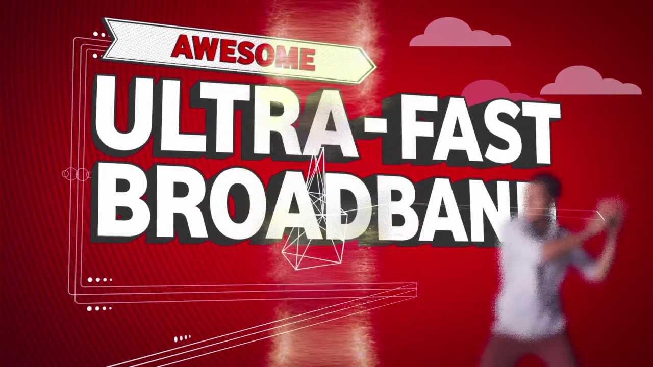 Ultra Fast Broadband on SuperNet™ - YouTube