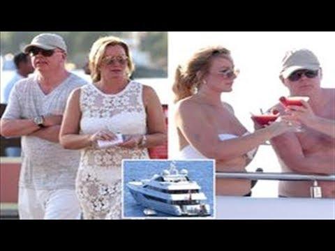 Billionaire boyfriend of bra tycoon Michelle Mone linked to alleged £13million tax avoidance scheme