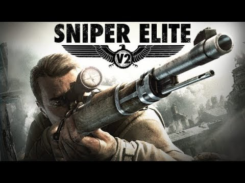 Sniper Elite V2 - Kopenick Launch Site - Part 10