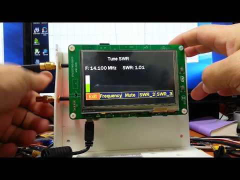 8 82 MB] Download Eu1ky Antenna Analyzer V3 With Code Mods