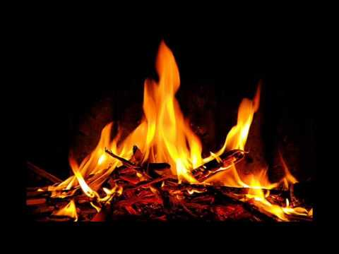 Crackling Fireplace Sound Effect HQ - YouTube