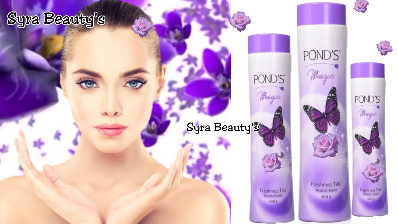 Ponds | Ponds Magic Talc | Ponds Powder Review in Hindi - YouTube