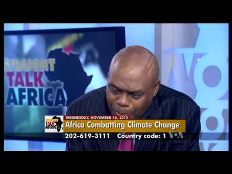 Straight Talk Africa   Combatting Climate Change