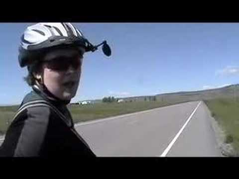 Cycling Southern Alberta - Head-Smashed-In Buffalo Jump