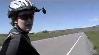 Cycling Southern Alberta - Head-Smashed-In Buffalo Jump