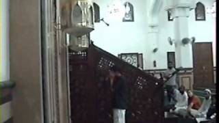 SHEIKH MOHAMMAD AYYUB ASIF,ADHAN CAIRO EGYPT