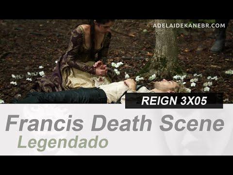 Reign 3x05 Francis Death Scene - Legendado PT BR