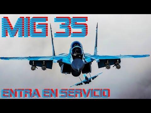MIG-35 el Nuevo