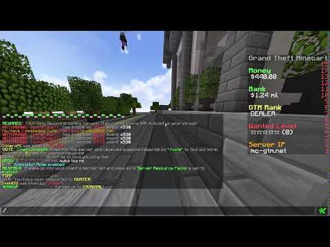 Minecraft | GTM | Hacker TommyPlayzYT_ | Fly Hacks