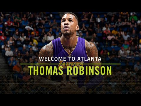 Thomas Robinson Welcome To Atlanta Hawks  The Next Big Thing