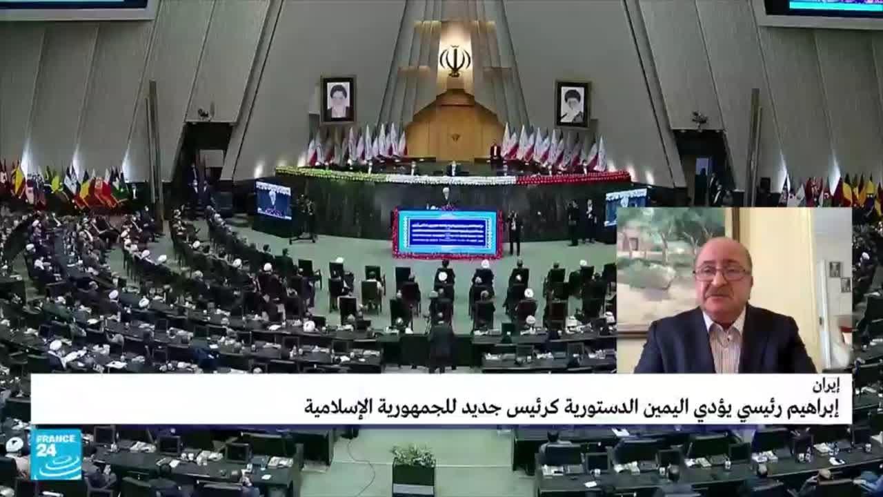 وفد سعودي يشارك في مراسم تنصيب الرئيس الإيراني الجديد.. هل هي بداية كسر الجليد؟  - نشر قبل 2 ساعة