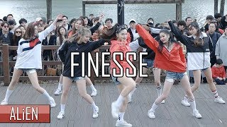 ALiEN (ALiEN Dance Studio) Finesse - Bruno Mars Filmed by lEtudel