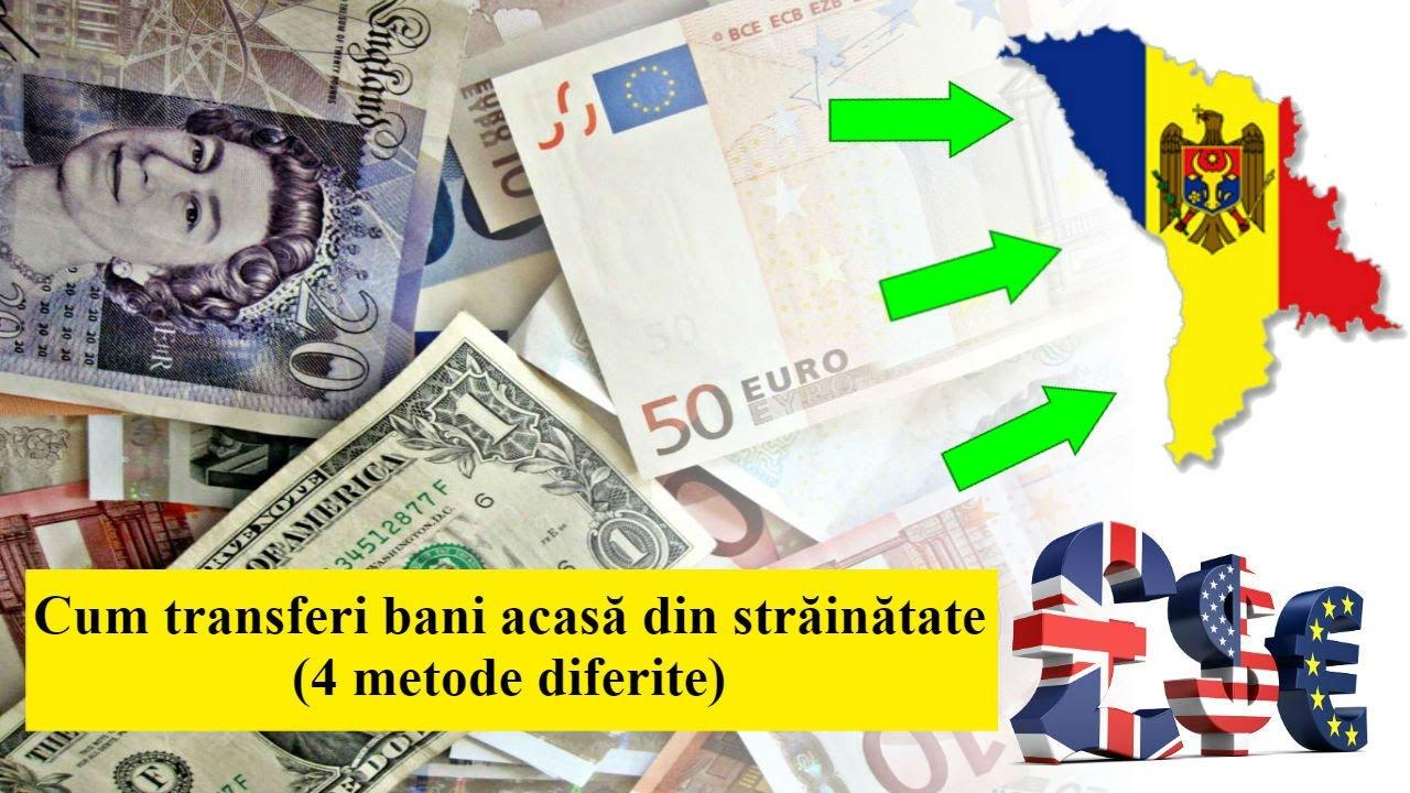 cum să faci și să transferi bani