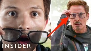 """Spoilers ahead for """"Avengers: Endgame."""" """"Spider-Man: Far From Home"""" is the first movie to follow up the massive hit """"Avengers: Endgame."""" In the second trailer ..."""