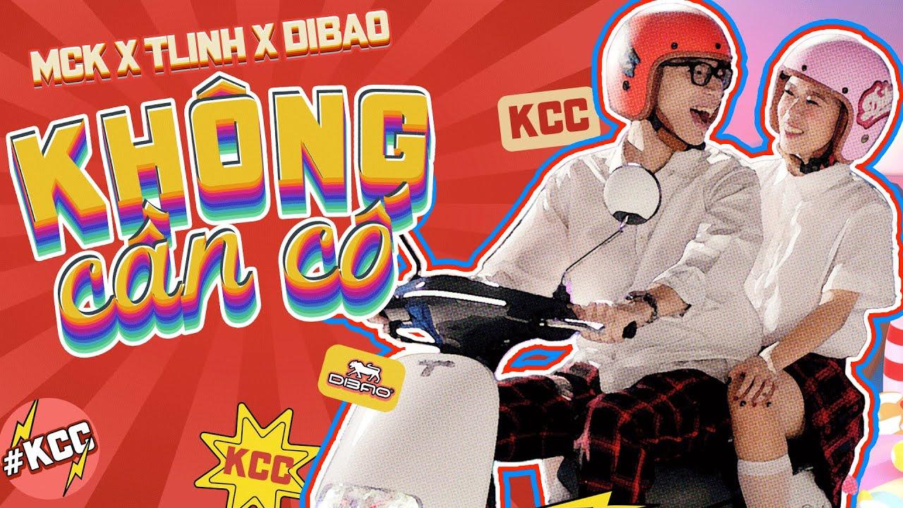 Download Không Cần Cố - MCK x TLINH l Official MV