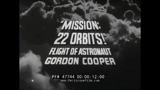 MERCURY-REDSTONE SPACEFLIGHT w ALAN SHEPARD  FIRST U.S. ASTRONAUT IN SPACE 47744