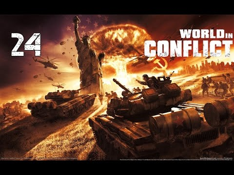World in Conflict: Complete Edition #24 - Odbić Seattle cz.1/2 (Gameplay PL Zagrajmy)