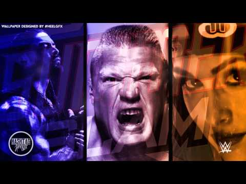 2015: WWE SummerSlam 1st Offical Theme...