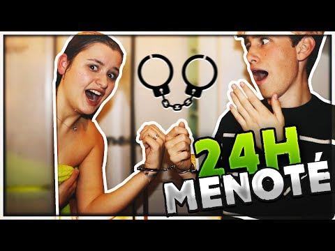24H MENOTTÉE A UN GARÇON !