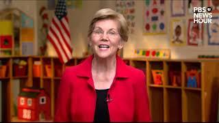 WATCH: Elizabeth Warren's full speech at the 2020 Democratic National Convention